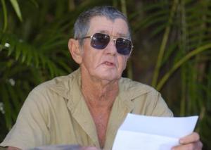 Reefwalk 2013: Bob Irwin.