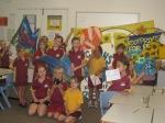 Rollingstone Primary School Year 1,2,3. Reefwalk 2013, 20 June 2013