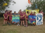 Year 4,5,6,7 Rollingstone Primary School, Reefwalk 2013, 20 June 2013