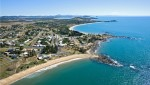 Aerial view of Emu Park
